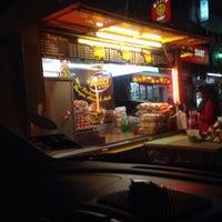 Photo taken at Abang & Adik Burger by Najeb ™ on 2/6/2015