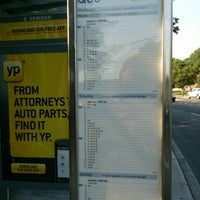 Photo taken at Q30 Bus Stop by Danny W. on 7/26/2013