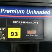 Photo taken at RaceTrac by Anton S. on 10/4/2012