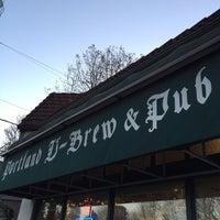 Photo taken at Portland U-Brew & Pub by Mo O. on 12/14/2014