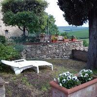 Photo taken at Grottoli Asciano by Tamara P. on 5/20/2013