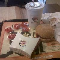 Photo taken at Burger King by Radja S. on 5/22/2013