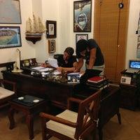 Das Foto wurde bei Xanthos Travel von Ömer Ç. am 8/17/2013 aufgenommen