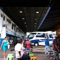 Photo taken at Terminal Rodoviário Engenheiro Huascar Angelim by Leandro L. on 6/9/2013