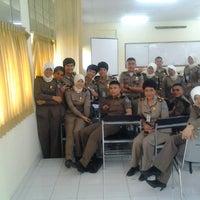 Photo taken at Institut Pemerintahan Dalam Negeri (IPDN) by Yunia R. on 9/19/2013