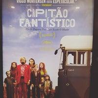 Photo taken at Cine Café by Marcelo C. on 10/19/2016