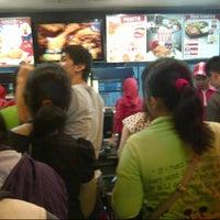 Photo taken at KFC by Yusup A. on 10/16/2013