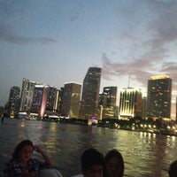 Photo taken at Brickell Place Marina by Feda A. on 8/17/2014