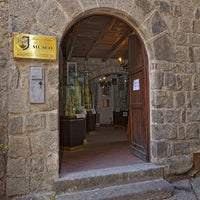 Photo taken at Museo Del Sodalizio Dei Facchini Di Santa Rosa by Archeoares s. on 5/2/2013