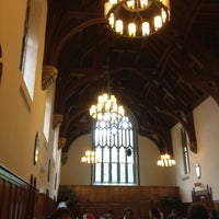 Photo taken at The Great Hall by Alan C. on 5/1/2013