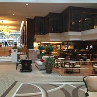 Photo taken at Washington Court Hotel by Peter S. on 2/11/2013