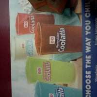 Photo taken at Dunkin' Donuts by Luz O. on 7/11/2013