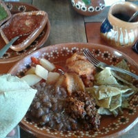 Photo taken at Los Adobes by Diana R. on 1/26/2014