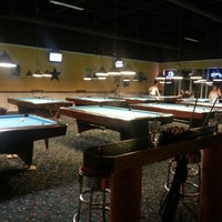 Photo taken at Baluka Billiards and Lounge by Shannon B. on 5/19/2013