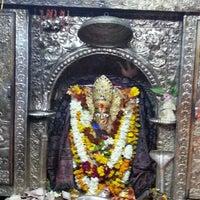 Photo taken at Kali bari by Udit M. on 2/16/2013