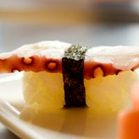 Photo taken at Wa Teppan Sushi Bar by julian v. on 2/20/2015