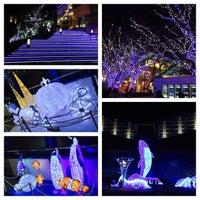 Photo taken at Osaka Bay by Korkiat K. on 12/15/2014