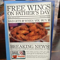 Photo taken at Hooters by Michael N. on 6/16/2013