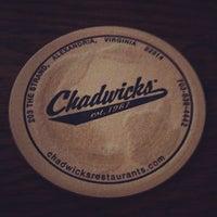 Photo taken at Chadwicks by Tom L. on 11/25/2012
