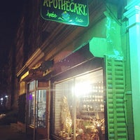 Photo taken at Sacred Vibes Apothecary by Cheema's NYC on 1/13/2016