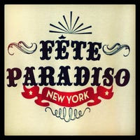 Photo taken at Fête Paradiso by Cheema's NYC on 9/2/2013