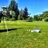 Photo taken at Golf Hostivař by Štěpán K. on 7/2/2013