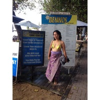 Photo taken at Beach Cafe by VOLTA g. on 9/17/2014