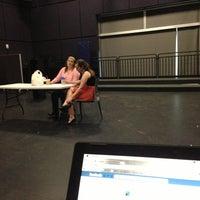 Photo taken at Theatre 101 by Drew J. on 5/8/2013