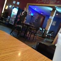 Photo taken at She-Sha Café & Hookah Lounge by Drew J. on 5/1/2013