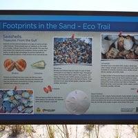 Photo taken at Stop 19 - Pensacola Beach Eco Trail by Pensacola Beach on 8/14/2013