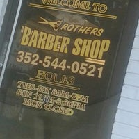 Photo taken at Brothers Barber Shop by Laurie W. on 6/15/2013