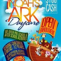Photo taken at Noah's Ark Daycare by Carolina B. on 5/11/2013