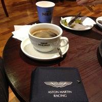 Photo taken at Caffè Nero by Stanislav S. on 9/7/2013