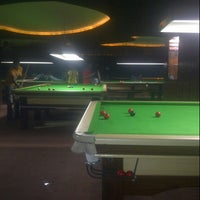 Photo taken at Dolphin Snooker Club by Shoaib Abbas R. on 7/16/2013