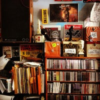 Photo taken at Goner Records by Lou G. on 6/9/2013
