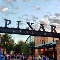 Photo taken at Pixar Place by Lou G. on 10/30/2013