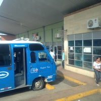 Photo taken at Terminal Garzón by Invathogui C. on 3/8/2014