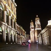 Photo taken at Zacatecas by Ale V. on 1/16/2017