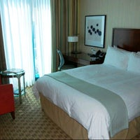 Photo taken at InterContinental San Francisco by BKK_FLYER on 11/21/2012