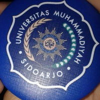 Photo taken at Universitas Muhammadiyah Sidoarjo by Sayyidatul I. on 9/5/2014