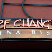 Photo taken at P.F. Chang's by Steven B. on 4/29/2013