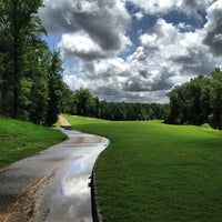 Photo taken at Bartram Trail Golf Club by Parker A. on 7/8/2013