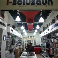 Photo taken at I-Solusaun by Michella Najib A. on 4/30/2013
