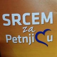 Photo taken at Pozitivna Crna Gora - Petnjica by Luka R. on 10/13/2013