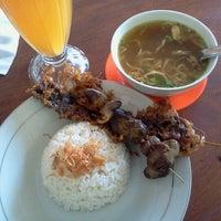 Photo taken at Soto Kudus Garuda by Sur A. on 11/16/2012