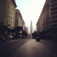8/11/2013にHerederas d.がAv. Pres. Roque Sáenz Peña (Diagonal Norte)で撮った写真