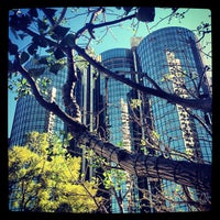 Foto tirada no(a) The Westin Bonaventure Hotel & Suites, Los Angeles por Ross P. em 1/31/2013
