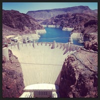 Photo taken at Hoover Dam by Ross P. on 7/29/2013