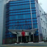 Photo taken at Telkomsel Telecommunication Center (TTC) by Teguh R. on 8/28/2013