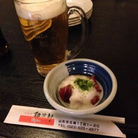 Photo taken at 居酒屋 銀次郎 by かみお on 3/14/2014